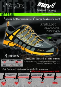 INOV8 FLYER X-TALON pub